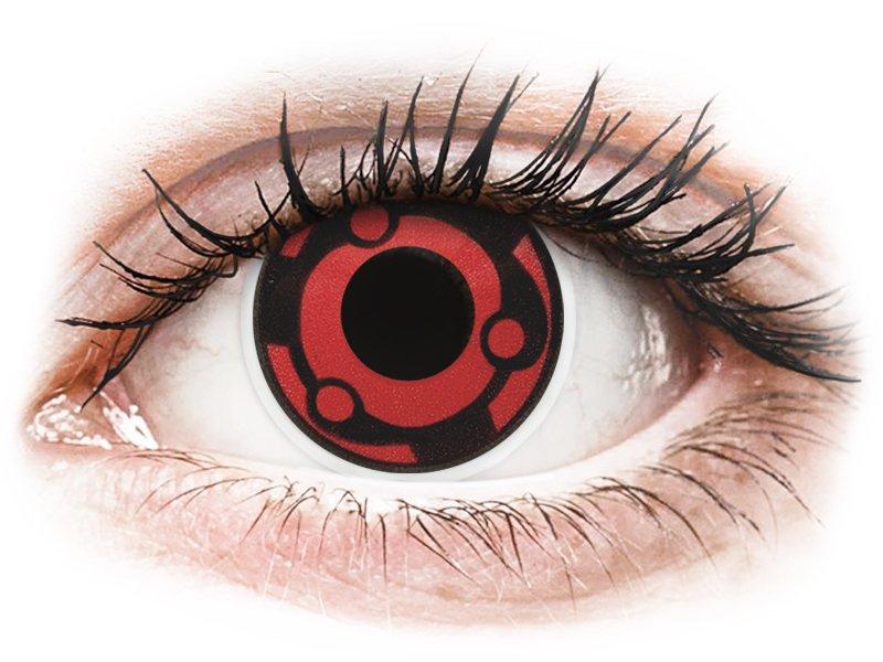 ColourVUE Crazy Lens - Madara - bez dioptrije (2 kom leća)