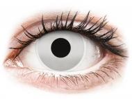 Posebne leće u boji - bez dioptrije - ColourVUE Crazy Lens - Mirror - bez dioptrije (2 kom leća)