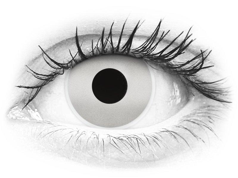 ColourVUE Crazy Lens - Mirror - bez dioptrije (2 kom leća)