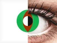 ColourVUE Crazy Lens - Raptor - bez dioptrije (2 kom leća)