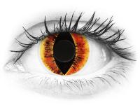 ColourVUE Crazy Lens - Saurons Eye - bez dioptrije (2 kom leća)