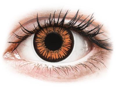ColourVUE Crazy Lens - Twilight - bez dioptrije (2 kom leća)