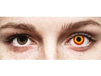 ColourVUE Crazy Lens - Wildfire - bez dioptrije (2 kom leća)