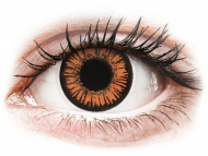 Kontaktne leće Maxvue Vision - ColourVUE Crazy Lens - Twilight - dioptrijske (2 kom leća)