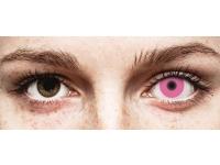 ColourVUE Crazy Glow Pink - bez dioptrije (2kom leća)