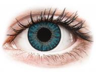 Plave kontaktne leće - nedioptrijske - TopVue Color daily - Blue - nedioptrijske (10kom leća)