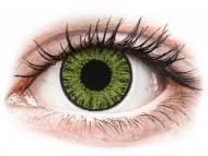 Kontaktne leće TopVue - TopVue Color daily - Fresh green - dioptrijske (10kom leća)