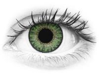 TopVue Color daily - Green - nedioptrijske (10kom leća)