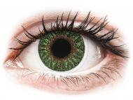 Kontaktne leće TopVue - TopVue Color - Green - dioptrijske (2kom leća)