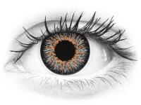 ColourVUE Glamour Grey - dioptrijske (2kom leća)