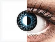 ColourVUE Eyelush Blue - bez dioptrije (2kom leća)