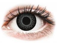 Kontaktne leće Maxvue Vision - ColourVUE Eyelush Grey - bez dioptrije (2kom leća)