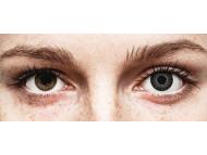 ColourVUE Eyelush Grey - bez dioptrije (2kom leća)