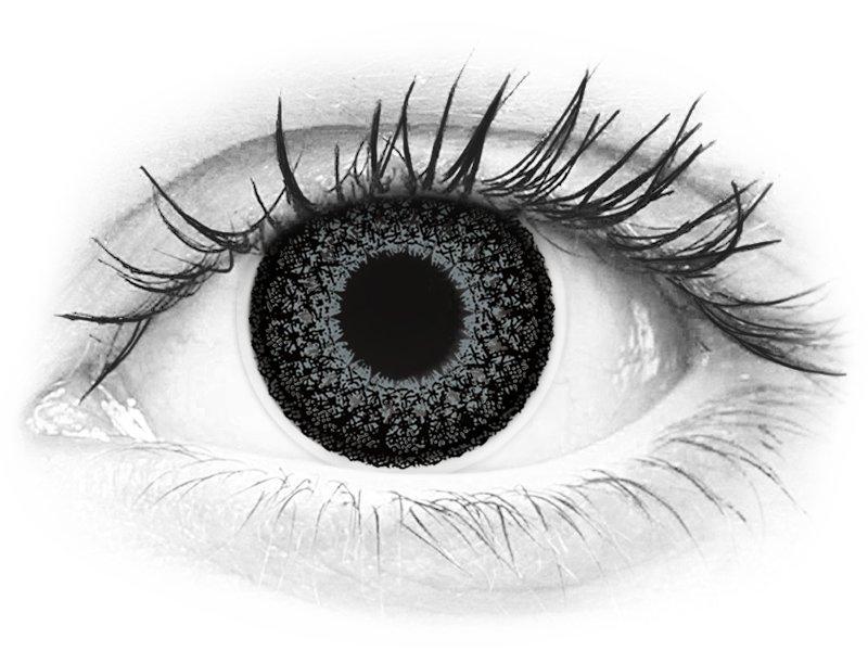 ColourVUE Eyelush Grey - bez dioptrije (2kom leća) - ColourVUE Eyelush Grey - bez dioptrije (2kom leća)