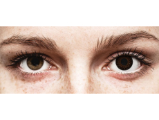 ColourVUE Eyelush Choco - dioptrijske (2kom leća)