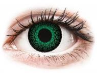 Leće u boji - ColourVUE Eyelush Green - dioptrijske (2kom leća)