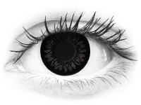 ColourVUE BigEyes Dolly Black - dioptrijske (2kom leća)