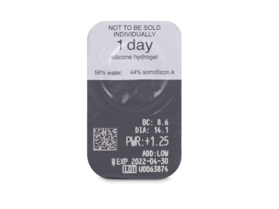 Clariti 1 day Multifocal (30 kom leća)