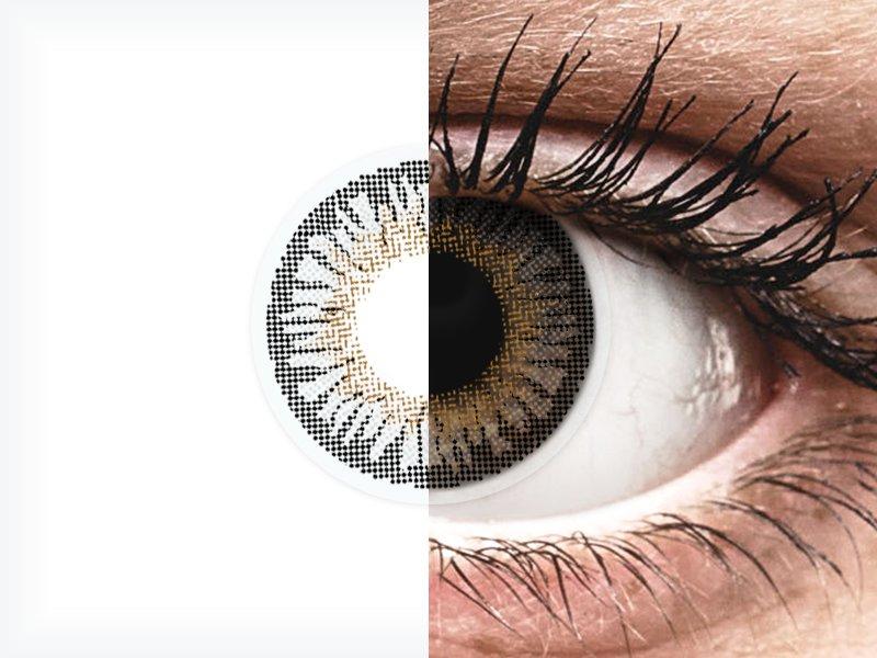 ColourVUE 3 Tones Grey - bez dioptrije (2kom leća) - ColourVUE 3 Tones Grey - bez dioptrije (2kom leća)