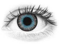 ColourVUE Fusion Blue Gray - dioptrijske (2kom leća)