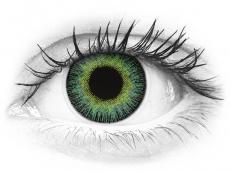 ColourVUE Fusion Green Yellow - dioptrijske (2kom leća)