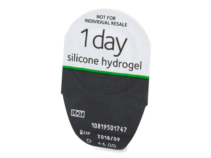 MyDay daily disposable (30kom leća) - Pregled blister pakiranja