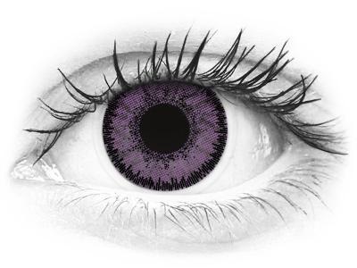 SofLens Natural Colors Indigo - nedioptrijske (2 kom leća)