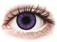 Kontaktne leće Bausch and Lomb - SofLens Natural Colors Indigo - nedioptrijske (2 kom leća)
