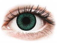 Kontaktne leće Bausch and Lomb - SofLens Natural Colors Jade - nedioptrijske (2 kom leća)