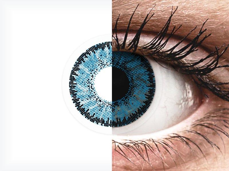 SofLens Natural Colors Topaz - dioptrijske (2 kom leća)