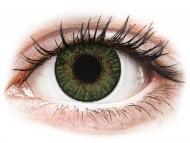 Zelene kontaktne leće - nedioptrijske - FreshLook ColorBlends Gemstone Green - nedioptrijske (2 kom leća)