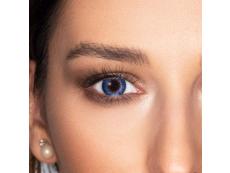 FreshLook ColorBlends True Sapphire - dioptrijske (2 kom leća)
