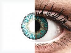 FreshLook ColorBlends Turquoise - dioptrijske (2 kom leća)