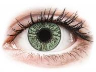 Zelene kontaktne leće - dioptrijske - FreshLook Colors Green - dioptrijske (2 kom leća)