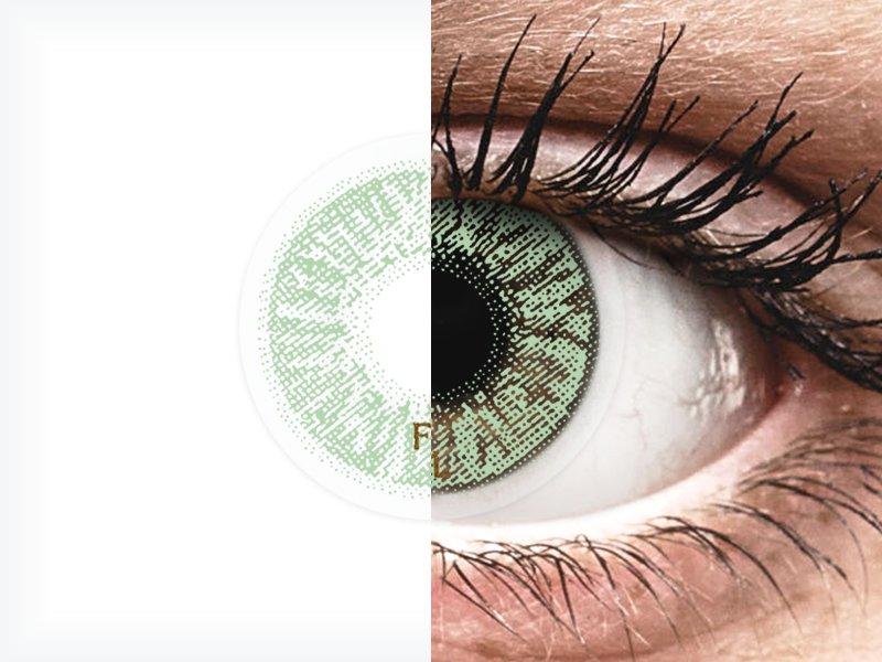 FreshLook Colors Green - dioptrijske (2 kom leća)