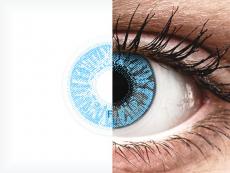 FreshLook Colors Sapphire Blue - dioptrijske (2 kom leća)