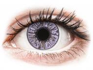 Roza kontaktne leće - nedioptrijske - FreshLook Colors Violet - nedioptrijske (2 kom leća)
