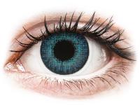 Air Optix Colors - Brilliant Blue - bez dioptrije (2kom leća)