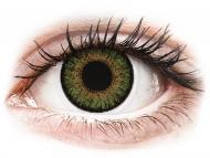 Zelene kontaktne leće - nedioptrijske - FreshLook One Day Color Green - nedioptrijske (10 kom leća)