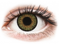Smeđe kontaktne leće - dioptrijske - FreshLook One Day Color Pure Hazel - dioptrijske (10 kom leća)