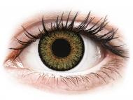Zelene kontaktne leće - nedioptrijske - FreshLook One Day Color Pure Hazel - nedioptrijske (10 kom leća)