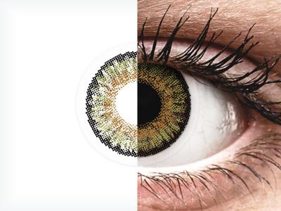 FreshLook One Day Color Pure Hazel - nedioptrijske (10 kom leća)