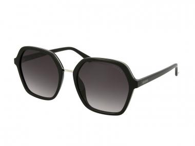 Oversize sunčane naočale - Guess GU7557-S 01B