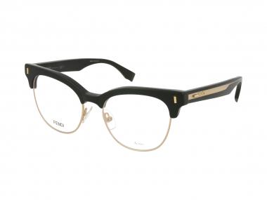 Browline okviri za naočale - Fendi FF 0163 VJG