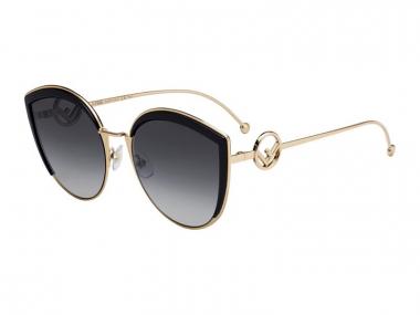 Cat Eye sunčane naočale - Fendi FF 0290/S 807/9O