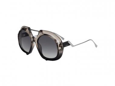 Oval / Elipse sunčane naočale - Fendi FF 0316/S MNG/90