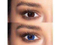 FreshLook Colors Sapphire Blue - nedioptrijske (2 kom leća)