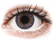 Kontaktne leće TopVue - TopVue Color - Violet - nedioptrijske (2 kom leća)