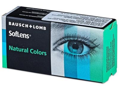 SofLens Natural Colors Dark Hazel - dioptrijske (2 kom leća)