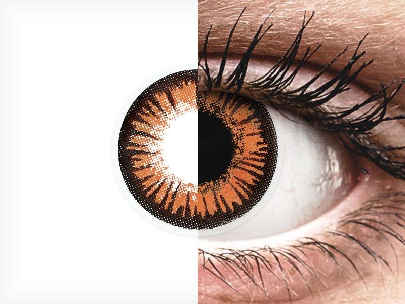 ColourVUE Crazy - Twilight - jednodnevne leće bez dioptrije (2 kom leća) - ColourVUE Crazy - Twilight - jednodnevne leće bez dioptrije (2 kom leća)